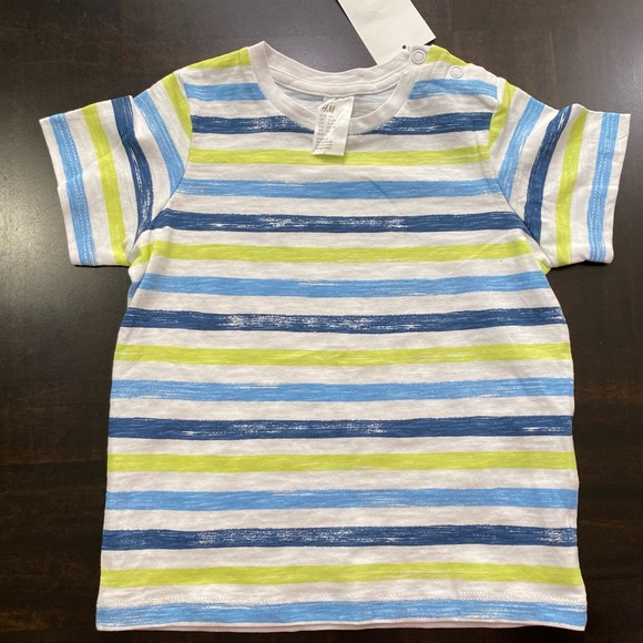 H&M Other - Baby👶 T- Shirt Short Sleeves Size 9-12M